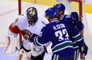 Weary Panthers drop 2-1 decision to Canucks