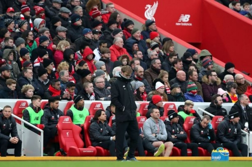 Liverpool 2-3 Swansea full-time report - Reds implode at Anfield as title chances take a huge hit