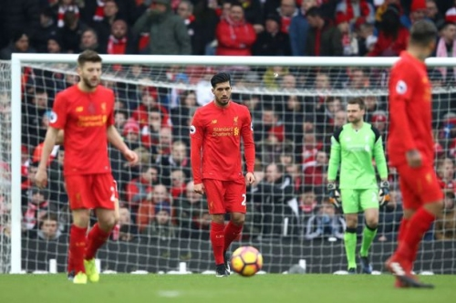Liverpool 2-3 Swansea player ratings - No defence for the Reds as title hopes hit hard