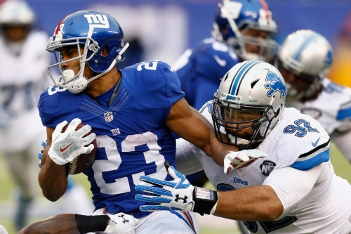Rashad Jennings knows why Adrian Peterson would want to play for Giants