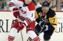 Carolina Hurricanes vs. Pittsburgh Penguins: Quick Recap