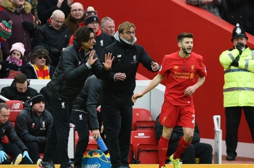 Klopp urges Liverpool to channel Swansea hurt and tells Anfield crowd - 'You cannot always go with the head through the wall'
