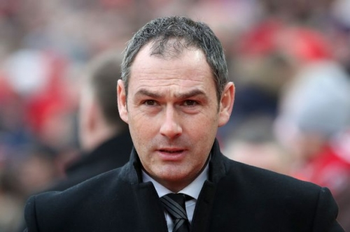 Swansea boss Paul Clement on how his side shocked Liverpool at Anfield