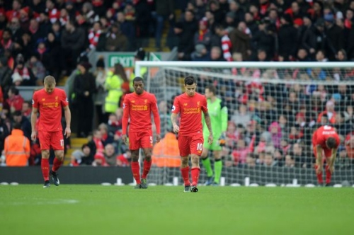 Liverpool 2-3 Swansea the verdict - Dreams of 2017 look destined to follow 2009 and 2014 after fortress Anfield crumbles