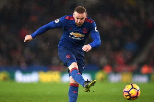 Stoke City 1-1 Manchester United: Rooney rescues draw with record-breaking goal