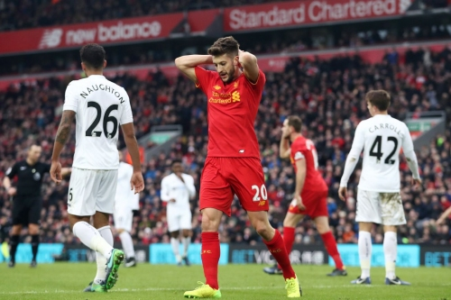Liverpool 2, Swansea 3: No Escape From Reality