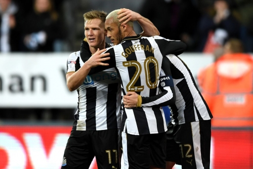 Newcastle United Run Away With Win Over Rotherham 4-0