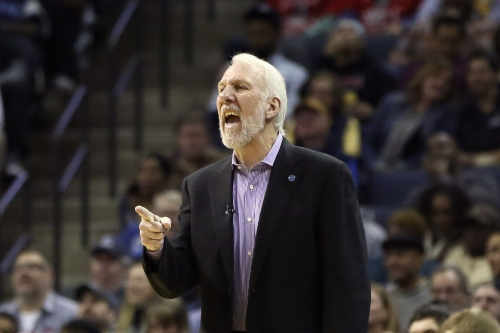 Denver Nuggets Tweet of the Week: Emmanuel Mudiay ejects Gregg Popovich