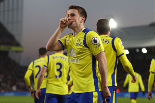 Crystal Palace 0-1 Everton: Coleman's late heroics win all three points for the Blues