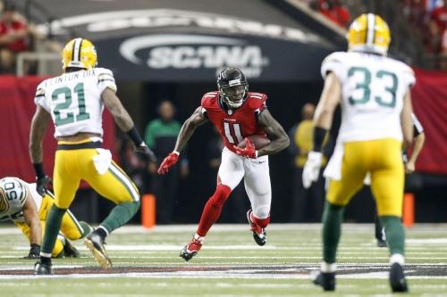 NFC Championship Q&A: On Matt Ryan, Julio Jones' injury, & defending the Packers' running backs