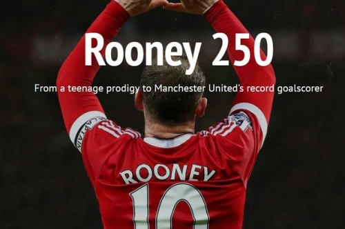 Special report: How Wayne Rooney became United's record goalscorer