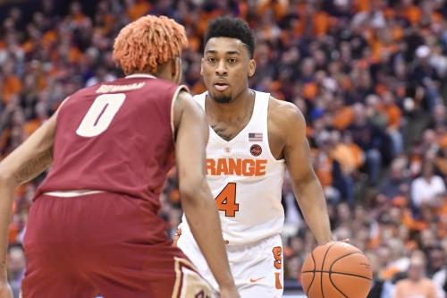 Boston College Men's Basketball vs. North Carolina Game Thread (12:05 PM)