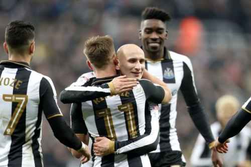 Newcastle 4-0 Rotherham match report: Matt Ritchie double helps to put United back on top of the Championship