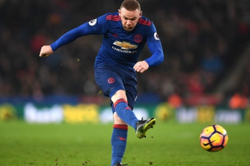 Wayne Rooney is Manchester United's all time top goal scorer