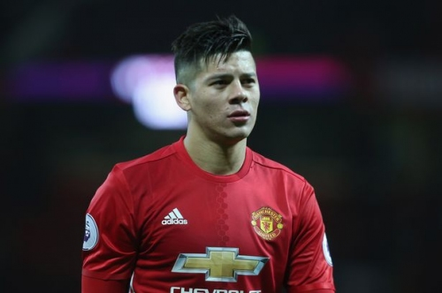 Manchester United explain why Marcos Rojo isn't in squad vs Stoke City