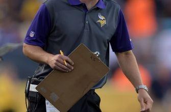 Kevin Stefanski named Minnesota Vikings quarterbacks coach