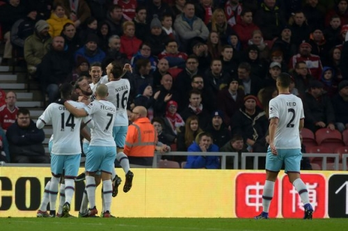 Middlesbrough 1-3 West Ham digest: Cruel on Boro who've played lot worse and won games