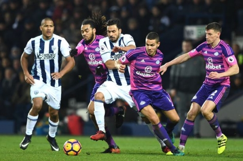 West Brom 2-0 Sunderland player ratings: Read James Hunter's match marks from The Hawthorns