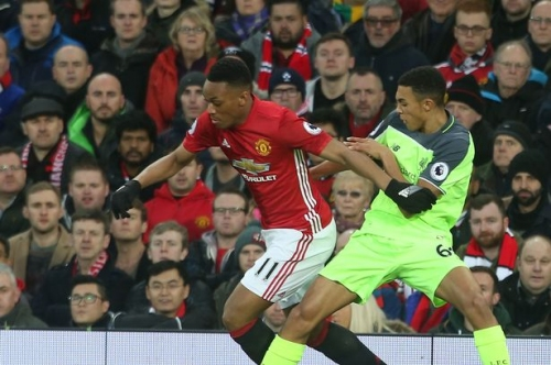 Anthony Martial and Marcos Rojo absences vs Stoke explained by Manchester United manager Jose Mourinho
