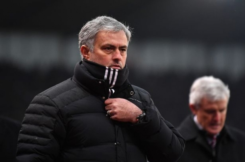 Jose Mourinho reveals reason Manchester United are not challenging for the title this season