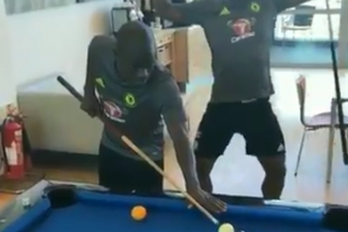 John Terry exposes N'Golo Kante and Michy Batshuayi as comically bad pool players