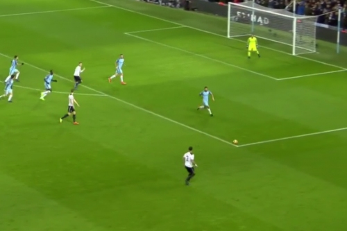 WATCH: Kyle Walker's perfect cross sets up Dele's goal vs. Manchester City