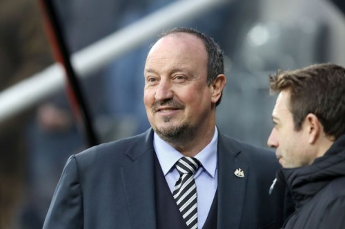 Rafa Benitez reacts to Rotherham rout: 'We're moving in the right direction'