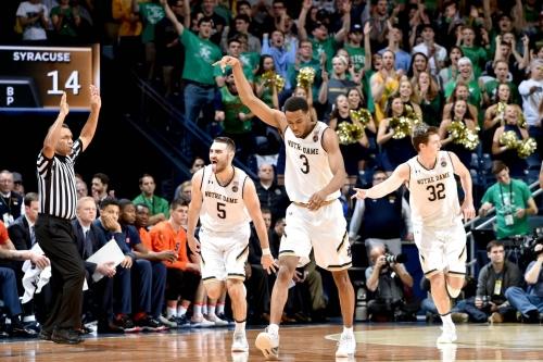 Quick Recap: Notre Dame 84 , Syracuse 66