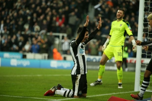 Newcastle 4-0 Rotherham: Read Lee Ryder's merit marks from clash with the Millers