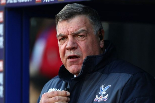 Crystal Palace 0-1 Everton: Allardyce bemoans 'Simon' Coleman goal and ref Taylor after Blues win