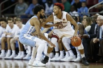 UNC Basketball: Tar Heels fight off Eagles on the road