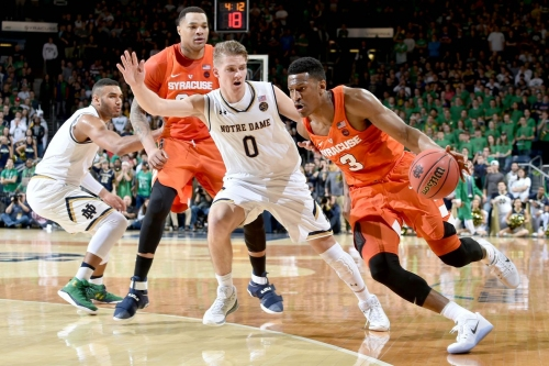 Syracuse defensive lapses tell tale in one-sided loss vs. Notre Dame