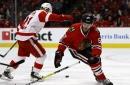 Report: Blackhawks inquired on Tomas Tatar and Gustav Nyquist