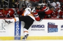 New Jersey Devils vs. Philadelphia Flyers: LIVE score updates and chat (1/21/17)
