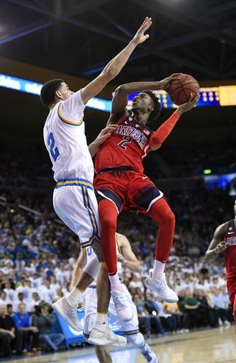 No. 14 Arizona shuts down No. 3 UCLA in 96-85 win The Associated Press