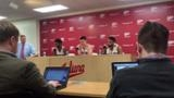 Indiana players talk 82-75 win over Michigan State