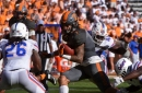 Report: Ex-Tennessee Vols RB Jalen Hurd visiting Cal this weekend