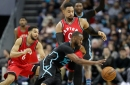 Raptors lineup nearly at full strength