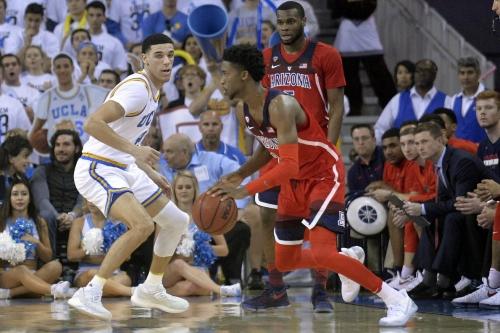 UCLA vs. Arizona: Kobi Simmons lights up Bruin defense in Saturday's victory