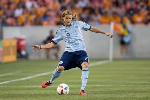 Chance Myers Leaves Sporting KC for the Portland Timbers