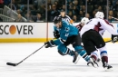 Sharks vs. Avalanche: Lines, gamethread and where to watch