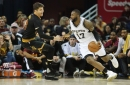 Final Score: Cavs bench gets dominated in tough overtime loss to Spurs