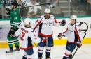 Beagle scores in overtime, Capitals beat Stars 4-3