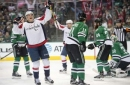 Dallas Stars Give Up Late Lead To Caps, Lose 4-3 in Overtime