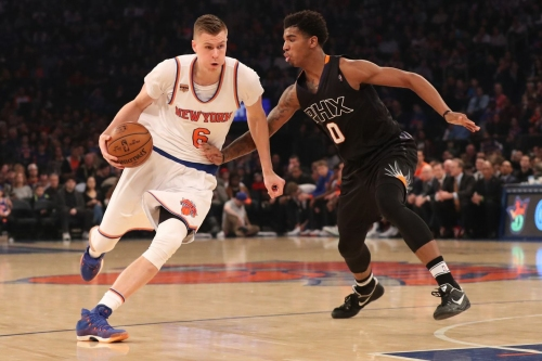 Escape from New York: Suns hold on to beat Knicks 107-105