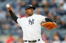 Luis Severino's release point could explain recent ineffectiveness