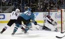 Schlemko's OT goal leads Sharks past Avalanche 3-2 The Associated Press