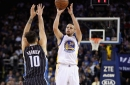 Game Preview; Warriors venture East to face off against Orlando