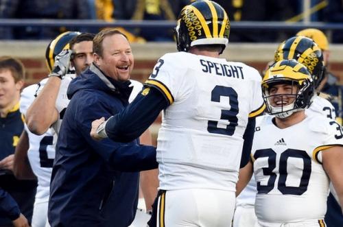 Michigan increases football assistant salary pool, Warde Manuel says