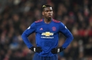 Manchester United midfielder Paul Pogba given Memphis Depay warning